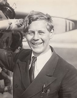 Eddie August Schneider American aviator