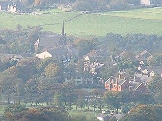 Edgworth - Image: Edgworth from Crowthorn