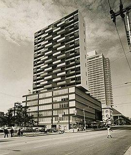 Edificio del Seguro Médico, Havana