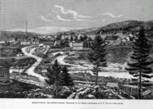 Edmundston in 1872.