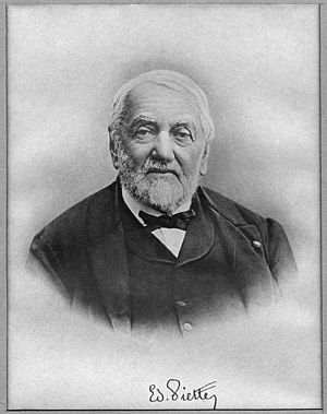 Édouard Piette - Édouard Piette