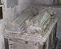 Effigy in St Mary's Church, Chipping Norton - geograph.org.uk - 1659509.jpg