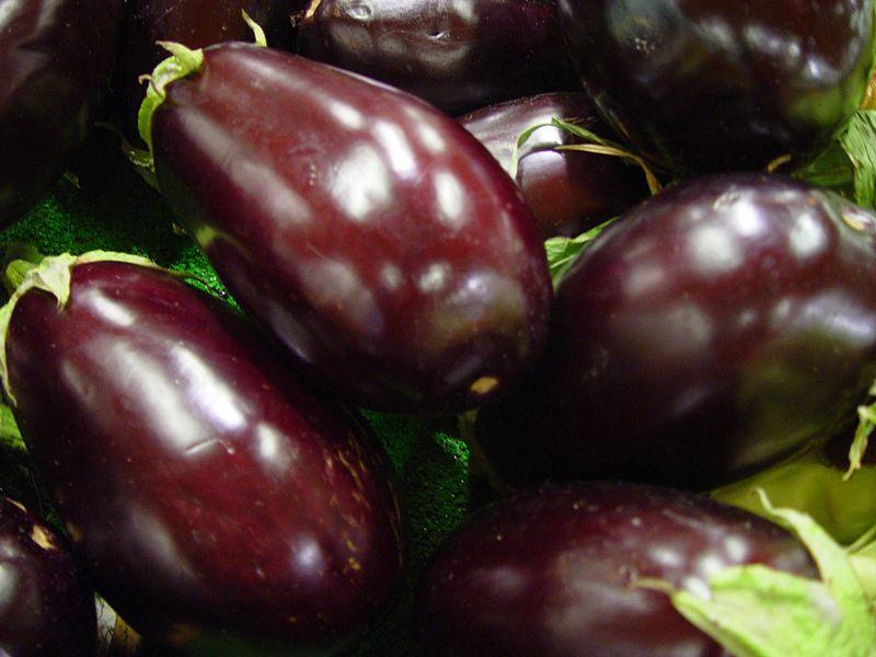 File:Eggplant vegetable aubergines.jpg