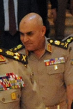 Supreme Council of the Armed Forces - Egyptian Minister of Defense And Commander-In-Chief of the Egyptian Armed Forces Sedki Sobhi
