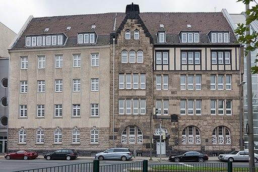 Ehemalige Steinwache, Gefängnis, Steinstraße 48