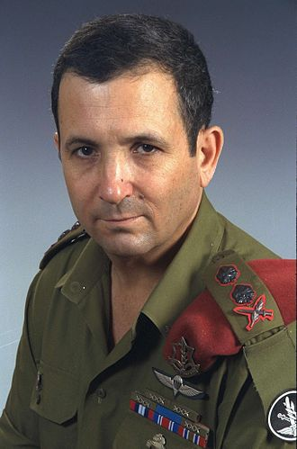 Ehud Barak - Ehud Barak as Chief of Staff of the Israel Defense Forces