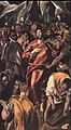 El Greco - The Disrobing of Christ (Espolio), Linsky collection.jpg