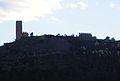 El castell d'Almonesir des d'Algímia d'Almonesir.JPG