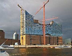Elbe Philharmonic Hall, HafenCity, Hamburg, Germany
