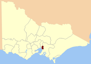 Electoral district of South Bourke