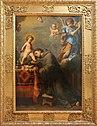 Elisabetta sirani, s. antonio da padova in adorazione del bambino, 1662, dai ss. leonardo e orsola.jpg