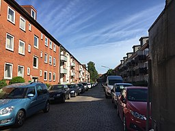 Elise-Averdieck-Straße in Hamburg