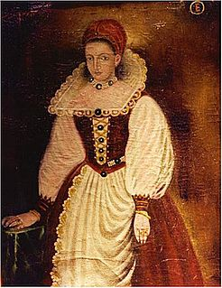 Elizabeth Báthory Hungarian countess known for being a serial killer