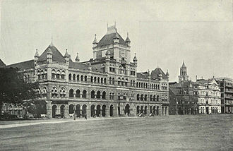 Elphinstone College - Elphinstone College, c. 1905
