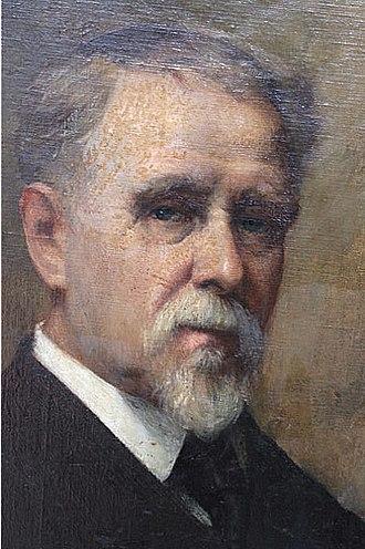 Émile Bénard - Henri Jean Émile Bénard - Self-Portrait