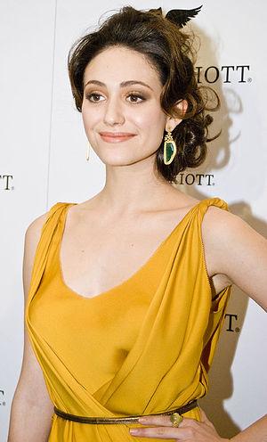 Emmy Rossum - Rossum in March 2011