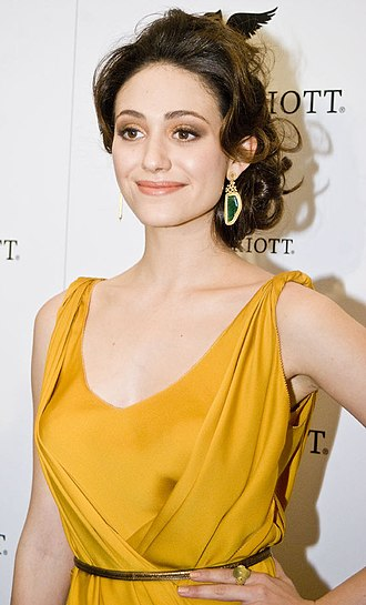 Emmy Rossum - Rossum in March 2011