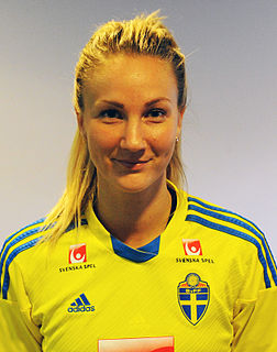 Emma Lundh association football player