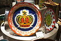 Enamelled plate for commemorating coronation of Queen Elizabeth II (HKMH).jpg