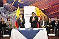 Encuentro Presidencial y I Reunión del Gabinete Binacional Ecuador-Colombia. (8266299459).jpg