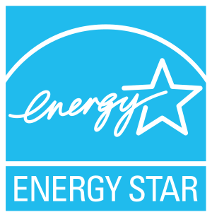 The Energy Star logo is placed on energy-effic...