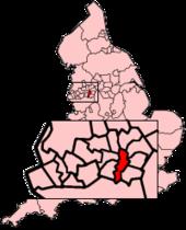Manchesters geografiska läge