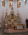 Enniskillen St. Michael's Church Altar 2012 09 17.jpg