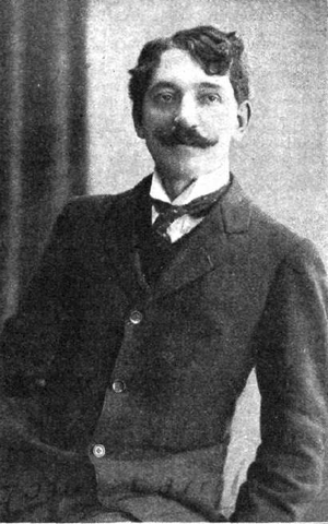 Gómez Carrillo, Enrique (1873-1927)