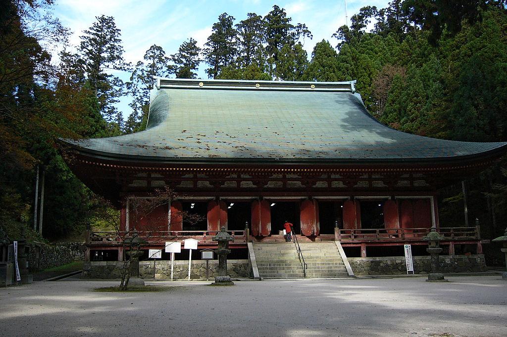 Enryaku-ji building