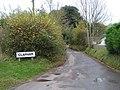 Entering Clapham - geograph.org.uk - 1565580.jpg