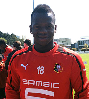 Cheick Fantamady Diarra Malian professional footballer