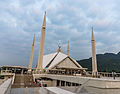 Entrance and Main Praying Area of Faisal Mosque.jpg