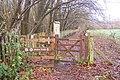 Entrance to RSPB Tudeley Woods - geograph.org.uk - 1609237.jpg