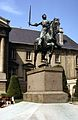 Equestrian statue of Jeanne d'Arc by Paul Dubois, Reims 1981.jpg