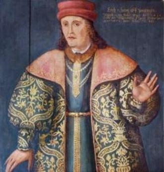 Eric of Pomerania - Eric of Pomerania made by Pieter Hartman (probably in 1607)