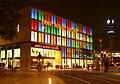 Ernst August Galerie Fenster nachts 2009.jpg