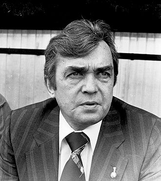 Hamburger SV - Ernst Happel, the most successful manager of the club, won the European Cup in 1983, the Bundesliga in 1982 and 1983, and the DFB-Pokal in 1987.