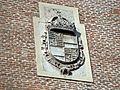 Escudo en la fachada de la iglesia del Convento de las Descalzas Reales (Valladolid).jpg