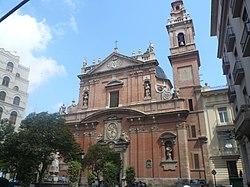 Iglesia de Santo Tomás y San Felipe Neri - Wikipedia, la enciclopedia libre
