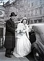 Esküvői fotó, 1948. Fortepan 104904.jpg