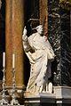 Estàtua de sant Vicent Ferrer, Josep esteve i Bonet, basílica de la mare de Déu dels Desemparats.JPG