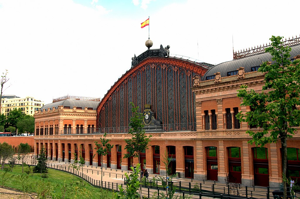Estación de Atocha (Madrid) 12