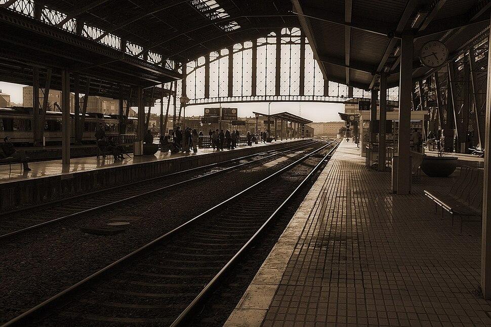 Estação Ferroviária de Santiago de Compostela