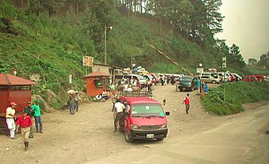 Cobán - Bus station