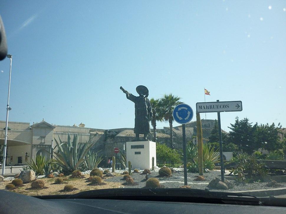 Estatuta de Enrique el Navegante, Ceuta