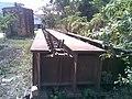 Estrutura de viaduto que havia na chegada da Estação Capivari do antigo traçado da Ytuana, depois Estrada de Ferro Sorocabana (Itaici-Piracicaba) em Capivari - panoramio.jpg