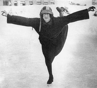 Ethel Muckelt - Ethel Muckelt in 1924