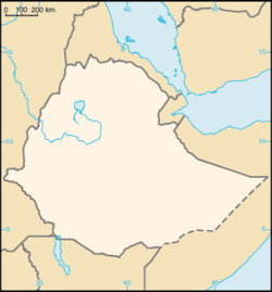 Asosa is located in Ethiopia