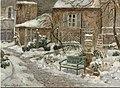 Eugène Chigot (1860-1927), a realist still life from 1909.jpg