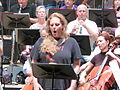Eva-Maria Westbroek, Ensaio Tristán e Isolda, Palacio da ópera, A Coruña 32.JPG